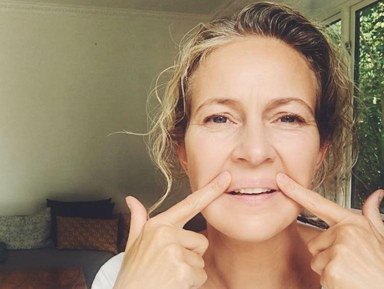 Ansigtsyoga - hvornår har du sidst trænet dit ansigt?