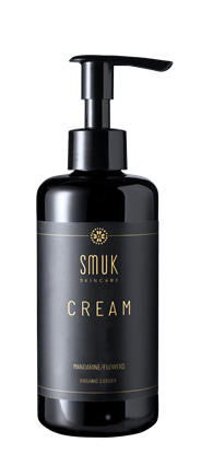 Picture of cream - quick absorbing hand cream and body lotion
