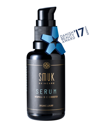 Picture of serum - vitamin booster facial serum